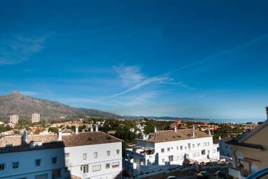 Views from 1D Mezquita Senorio de Aloha, Puerto Banus